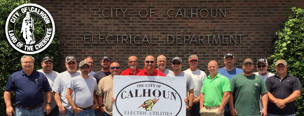 City of Calhoun